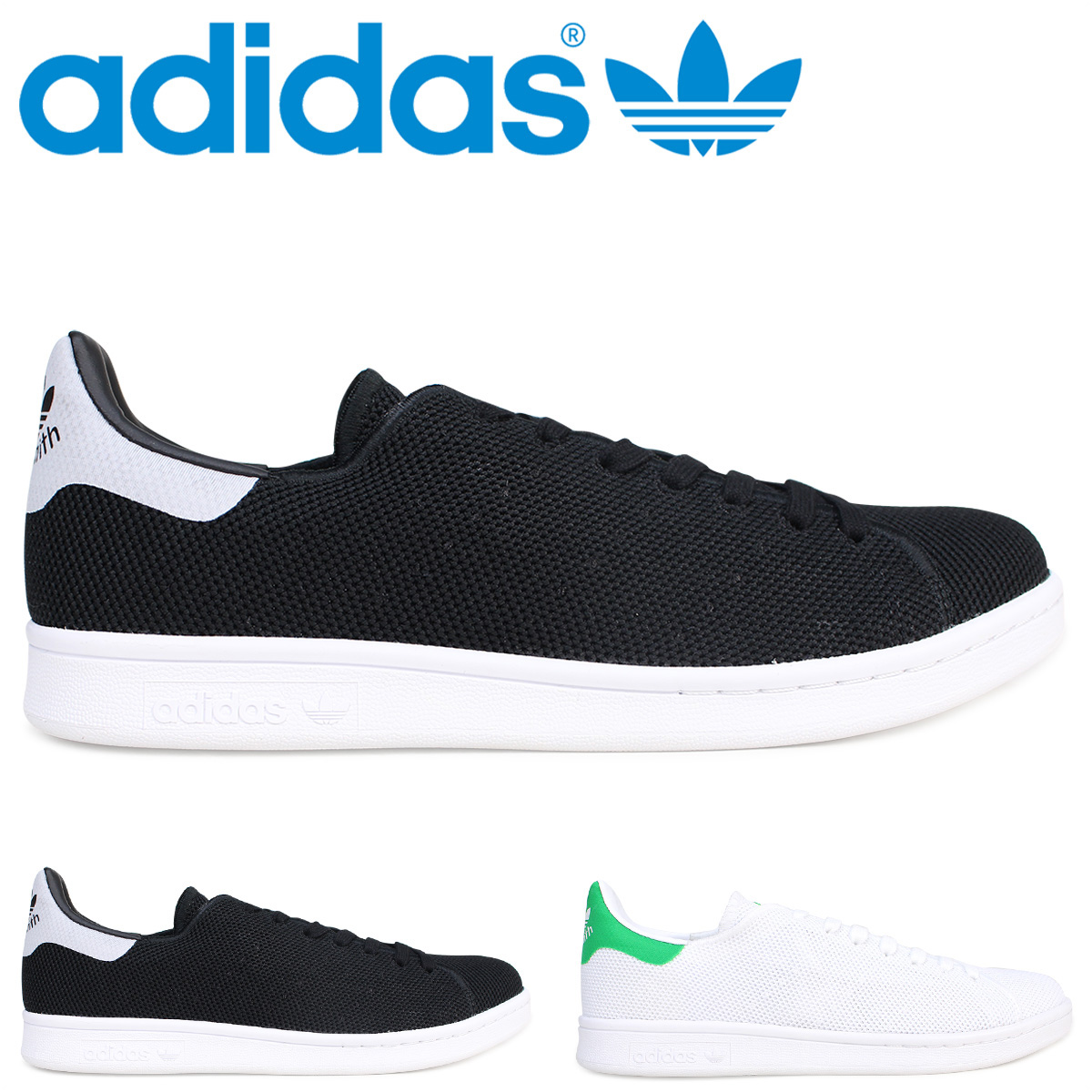 size 40 6a062 e8d03 adidas Stan Smith Adidas originals sneakers STAN SMITH men BB0065 BB0066  shoes white [5/9 Shinnyu load] [175]