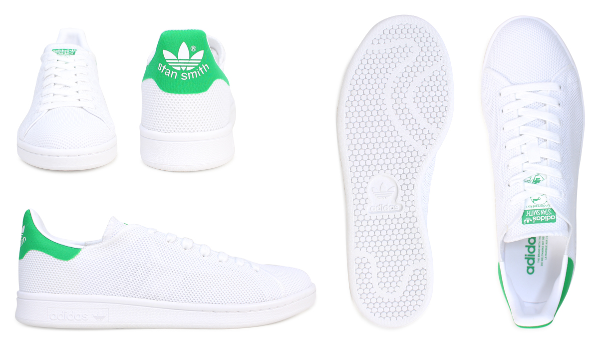 best service 46403 99f3b adidas Stan Smith Adidas originals sneakers STAN SMITH men BB0065 BB0066  shoes white  5 9 Shinnyu load   175