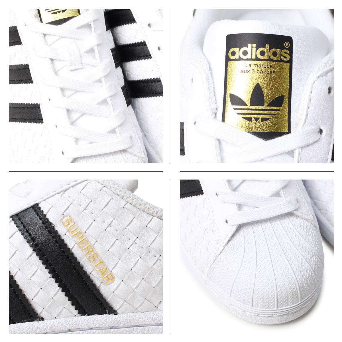 阿迪达斯大明星adidas Originals人运动鞋SUPERSTAR BB1172鞋白[12/22新进货]