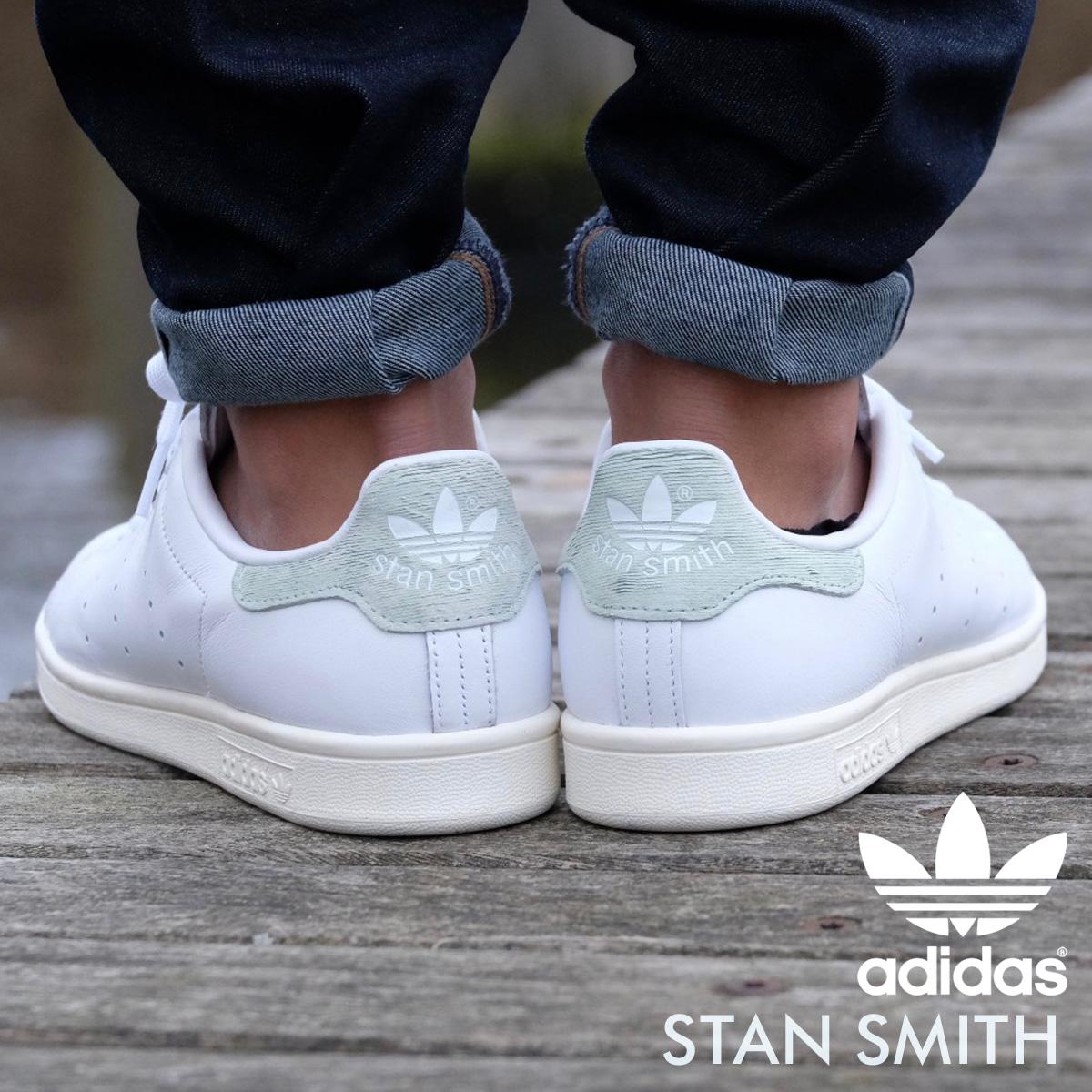 adidas Stan Smith Adidas originals sneakers STAN SMITH Lady's men BB5047 shoes white [7/21 Shinnyu load] [177]