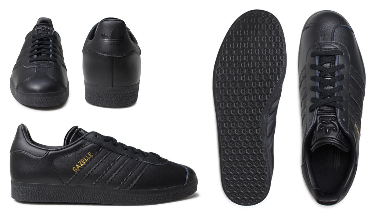 Adidas gazelle adidas sneakers men gap Dis Originals GAZELLE BB5497 shoes black black originals