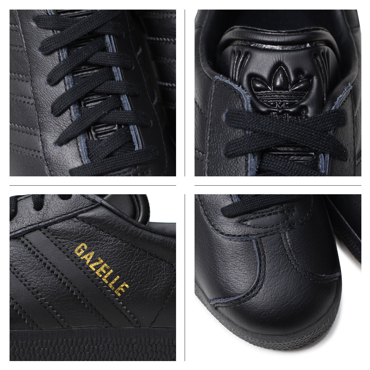 3685eda1a27 Adidas gazelle adidas sneakers men gap Dis Originals GAZELLE BB5497 shoes  black originals  12 22 Shinnyu load