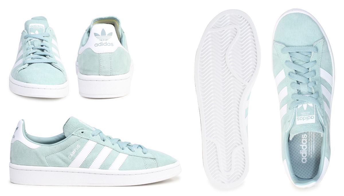 1268454428e adidas originals Adidas campus sneakers CAMPUS men gap Dis BZ0082 shoes  emerald green  7 12 Shinnyu load
