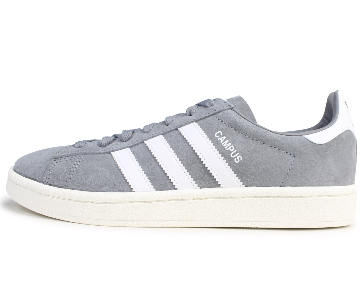 competitive price 0b209 e72a3 adidas campus Adidas originals sneakers CAMPUS men gap Dis BZ0085 shoes gray   8 7 Shinnyu load   178