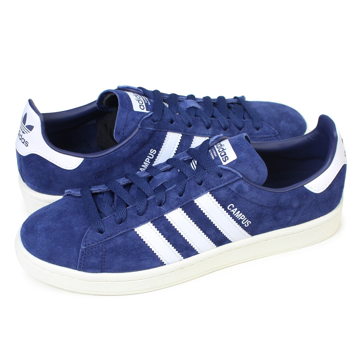 timeless design a7835 e7cd4 Adidas campus adidas originals sneakers CAMPUS men gap Dis BZ0086 shoes  blue  9 13 Shinnyu load   179