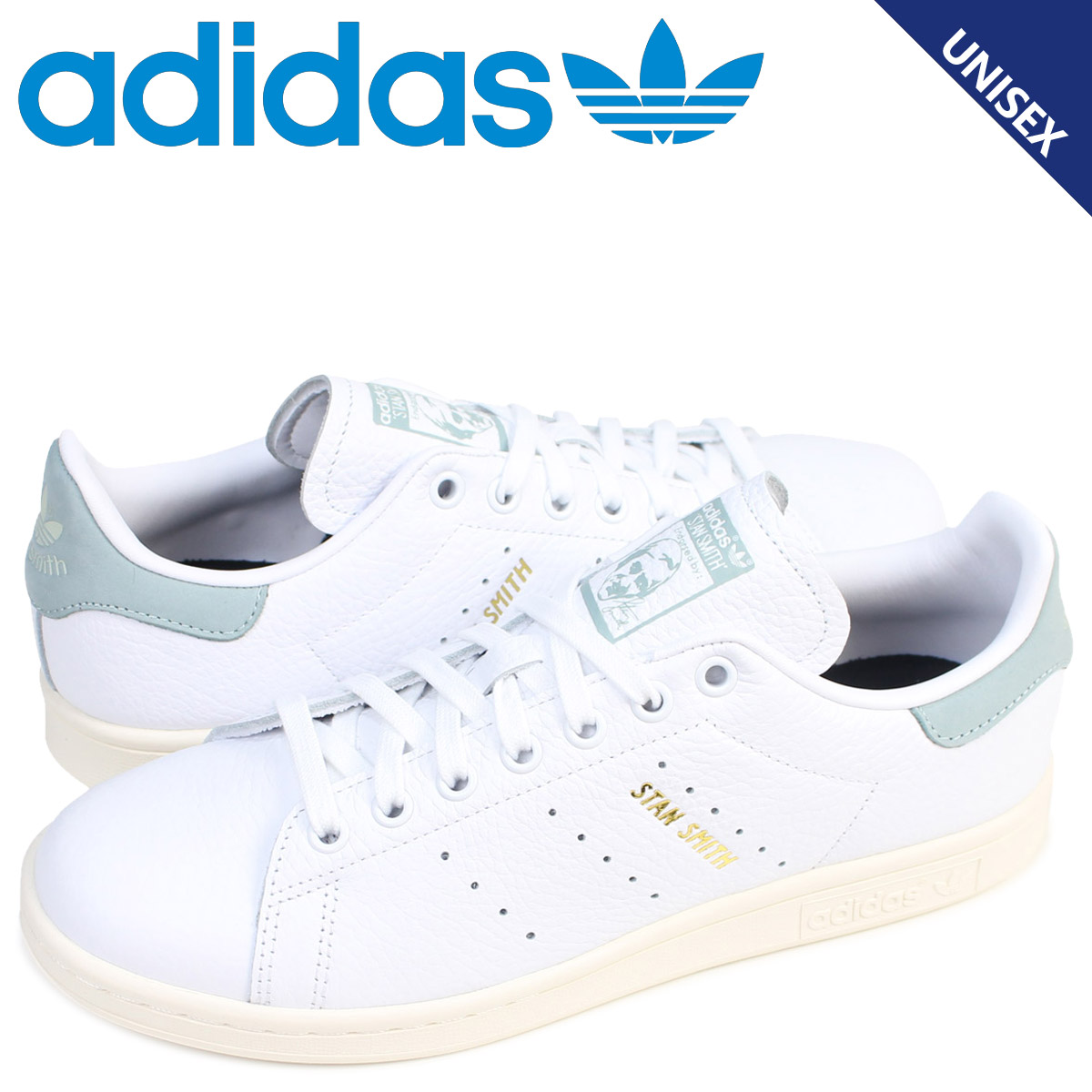 best service 377b3 dd87c adidas Stan Smith Adidas originals sneakers STAN SMITH men gap Dis BZ0470  shoes white [the 8/1 additional arrival] [177]