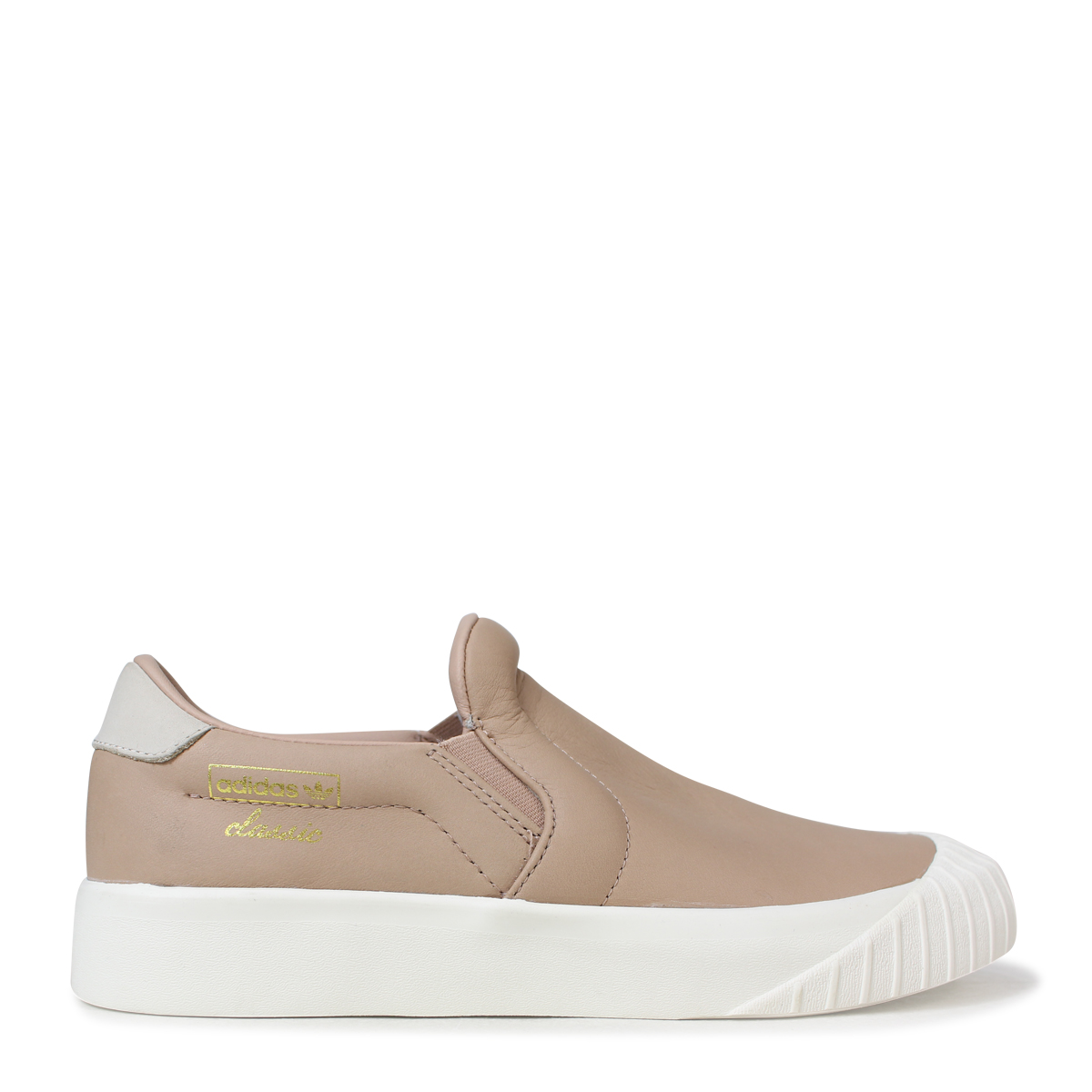 3472050e9de adidas Originals EVERYN SLIPON W Adidas originals Ebb phosphorus Lady s slip-ons  sneakers CQ2061 beige  184