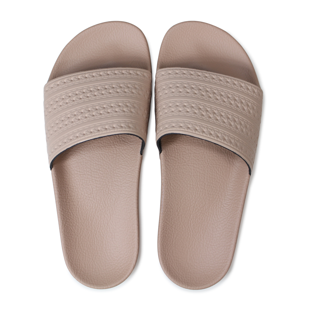 adidas Originals WOMENS ADILETTE SLIDES アディダスアディレッタレディースサンダルシャワーサンダル CQ2235  pink beige originals  load planned Shinnyu load in ... be6da49af3