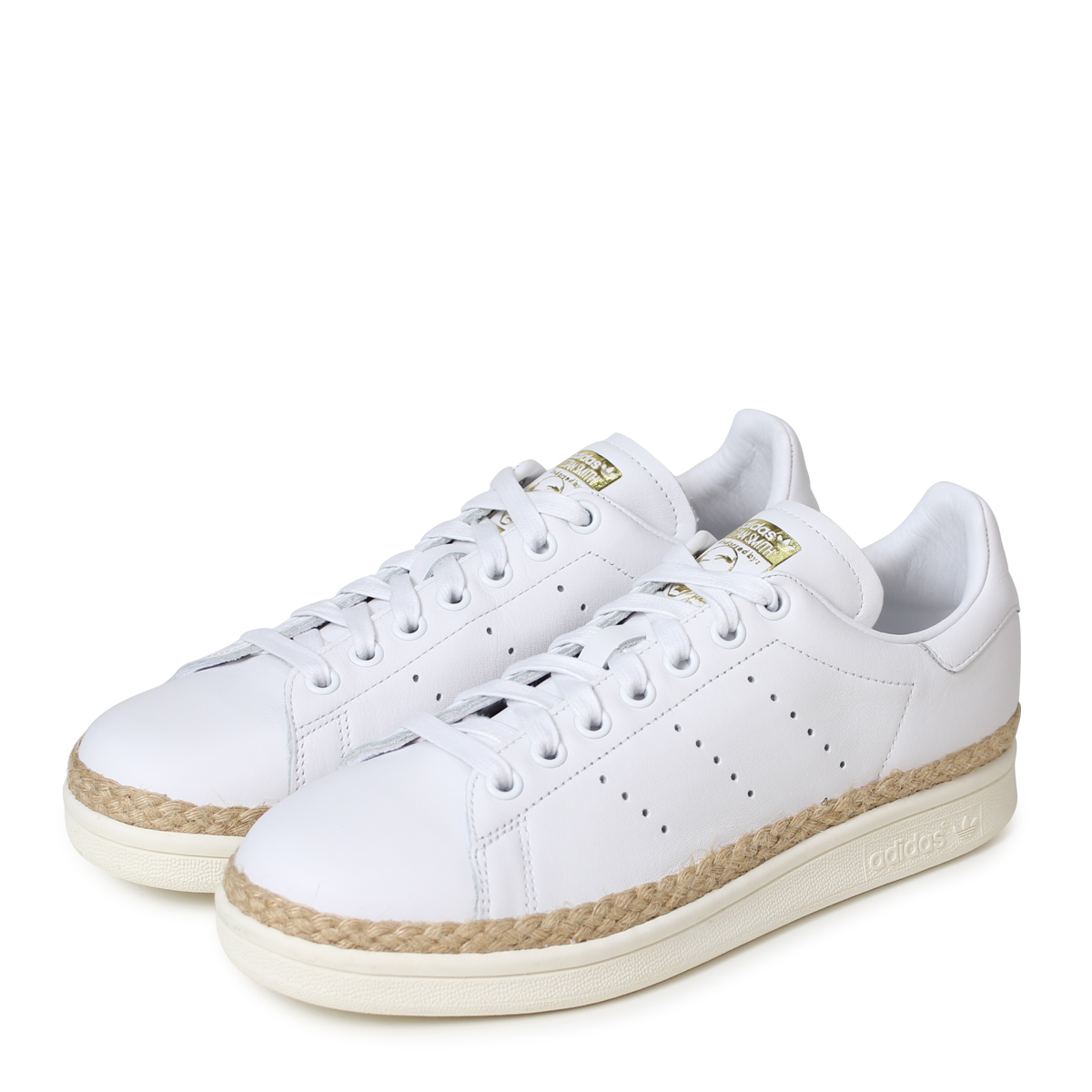 eca481b57f3 adidas Originals STAN SMITH NEW BOLD W Adidas Stan Smith Lady's sneakers  CQ2439 white originals ...