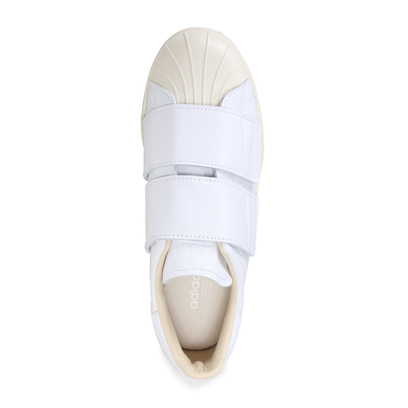 Sneakers Velcro CQ2447 white originals lady's for adidas Originals SUPER STAR VELCRO W Adidas superstar 80s [load planned Shinnyu load in reservation