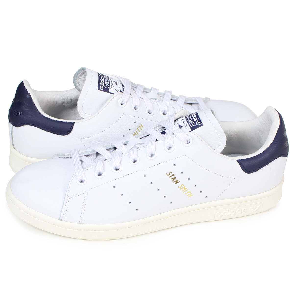 finest selection e8692 aa03a adidas Originals STAN SMITH Adidas originals Stan Smith sneakers men gap  Dis white white CQ2870 [the 8/21 additional arrival]