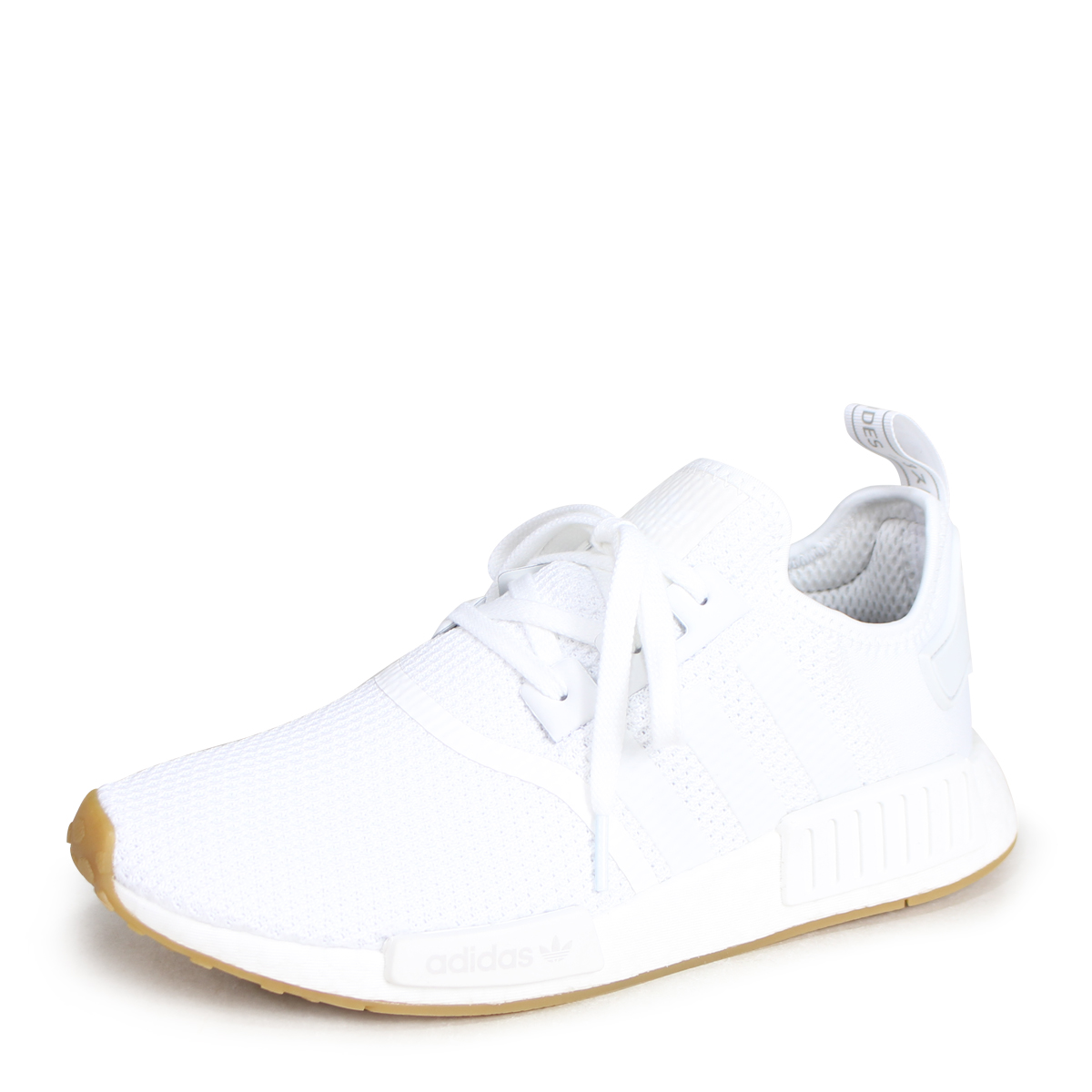adidas originals NMD R1 Adidas originals sneakers N M D nomad men D96635 white [load planned Shinnyu load in reservation product 77 containing] [187]