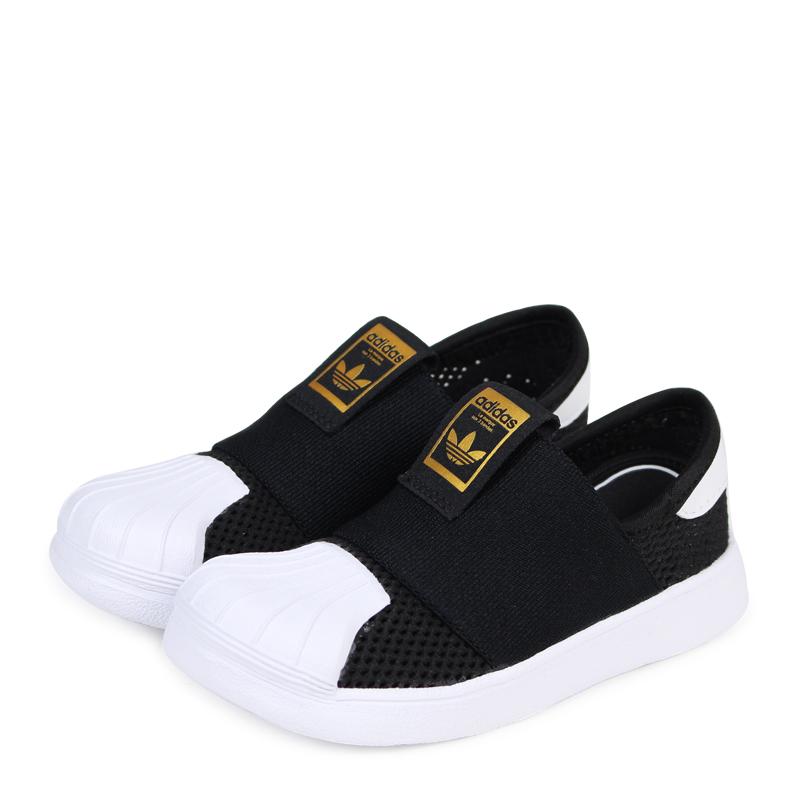 64fd66ce4b9 adidas Originals SS SMR 360 I Adidas superstar kids baby sneakers DB0922  black originals [3 ...