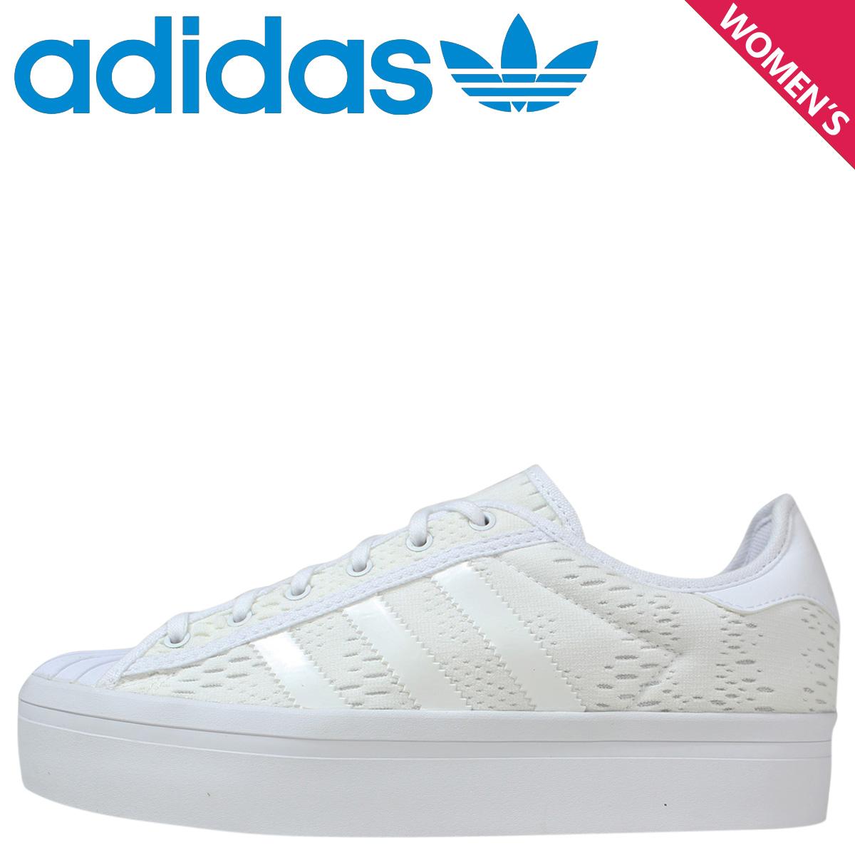the best attitude e4403 d3991 Adidas originals adidas Originals superstar sneakers Womens SUPERSTAR RIZE  W S75071 shoes white [★ 10.