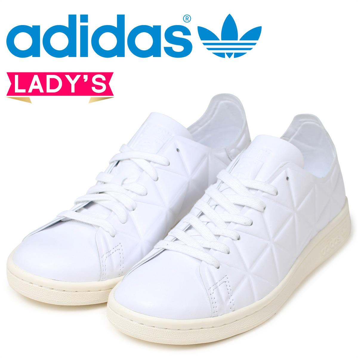 0399dd67e7 adidas Originals adidas originals Stan Smith polygon sneakers Womens STAN  SMITH W POLYGONE S76541 shoes white