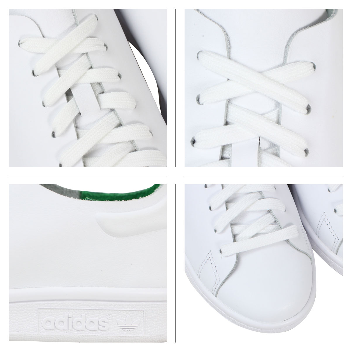 adidas Originals adidas originals Stan Smith sneakers Womens STAN SMITH NUUDE W S76544 shoes white [8/5 new in stock]