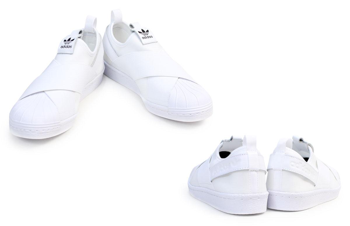 ALLSPORTS  adidas Originals superstar slip-ons Lady s men Adidas . 684ab5722
