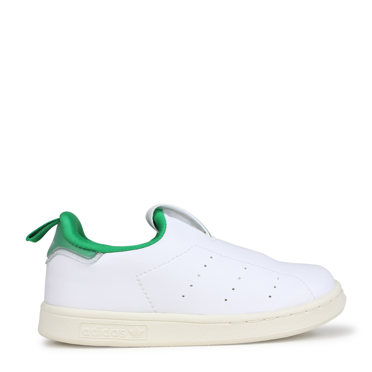 half off 311e8 bb111 adidas Originals STAN SMITH 360 I Adidas originals Stan Smith baby sneakers  AQ1112 white  load planned Shinnyu load in reservation product 10 12  containing  ...