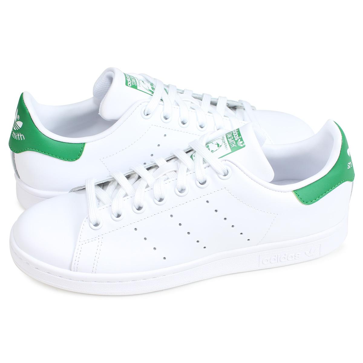 watch c319b c21f7 adidas Originals STAN SMITH W Adidas originals Stan Smith sneakers Lady's  white white B24105 [196]