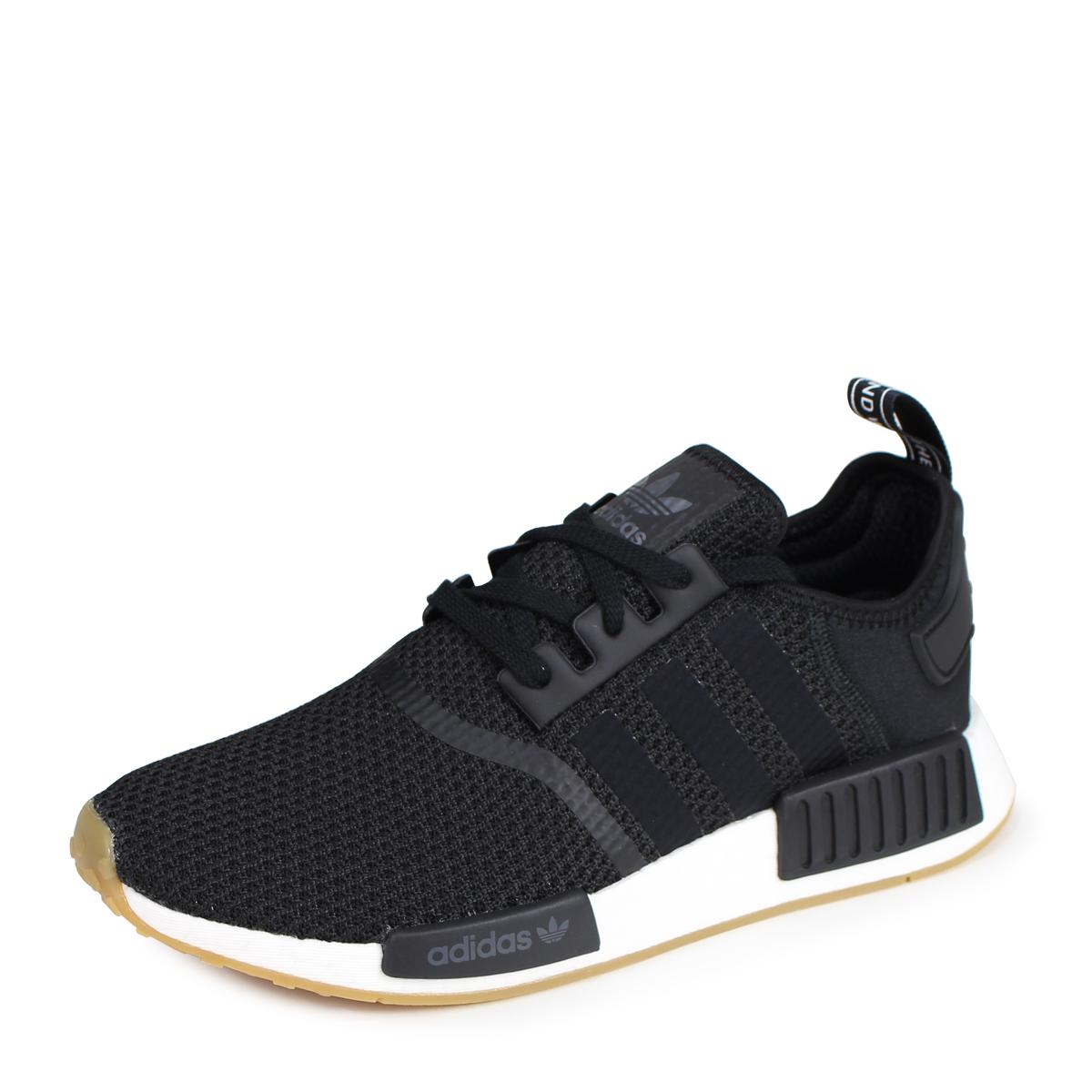 wholesale dealer e92fc 404f8 adidas Originals NMD R1 Adidas originals sneakers N M D nomad men B42200  black [7/7 Shinnyu load] [187]