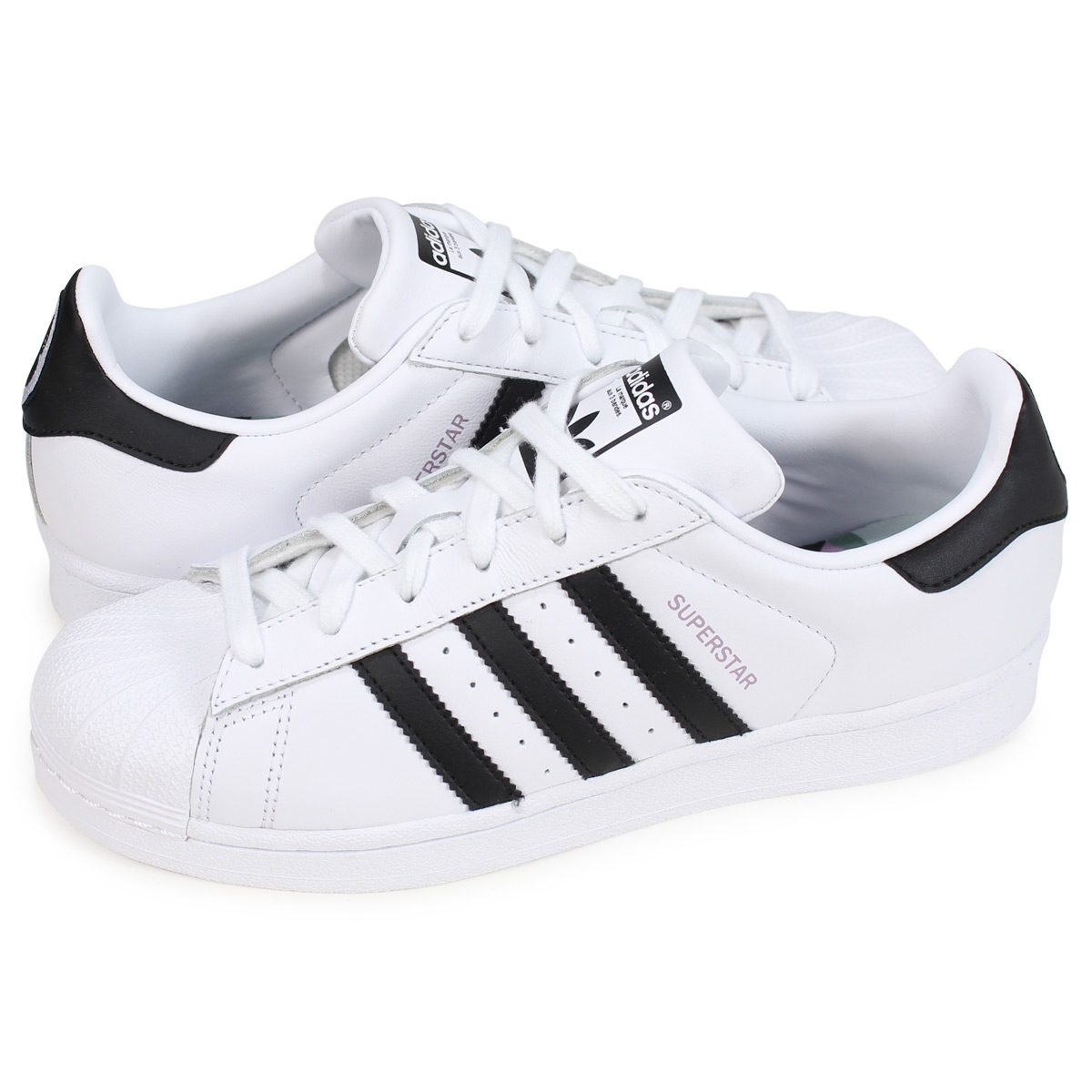 e320cd6ca2ca adidas Originals SUPERSTAR W Adidas originals superstar sneakers Lady s  white CM8414  load planned Shinnyu load in reservation product 12 18  containing  ...