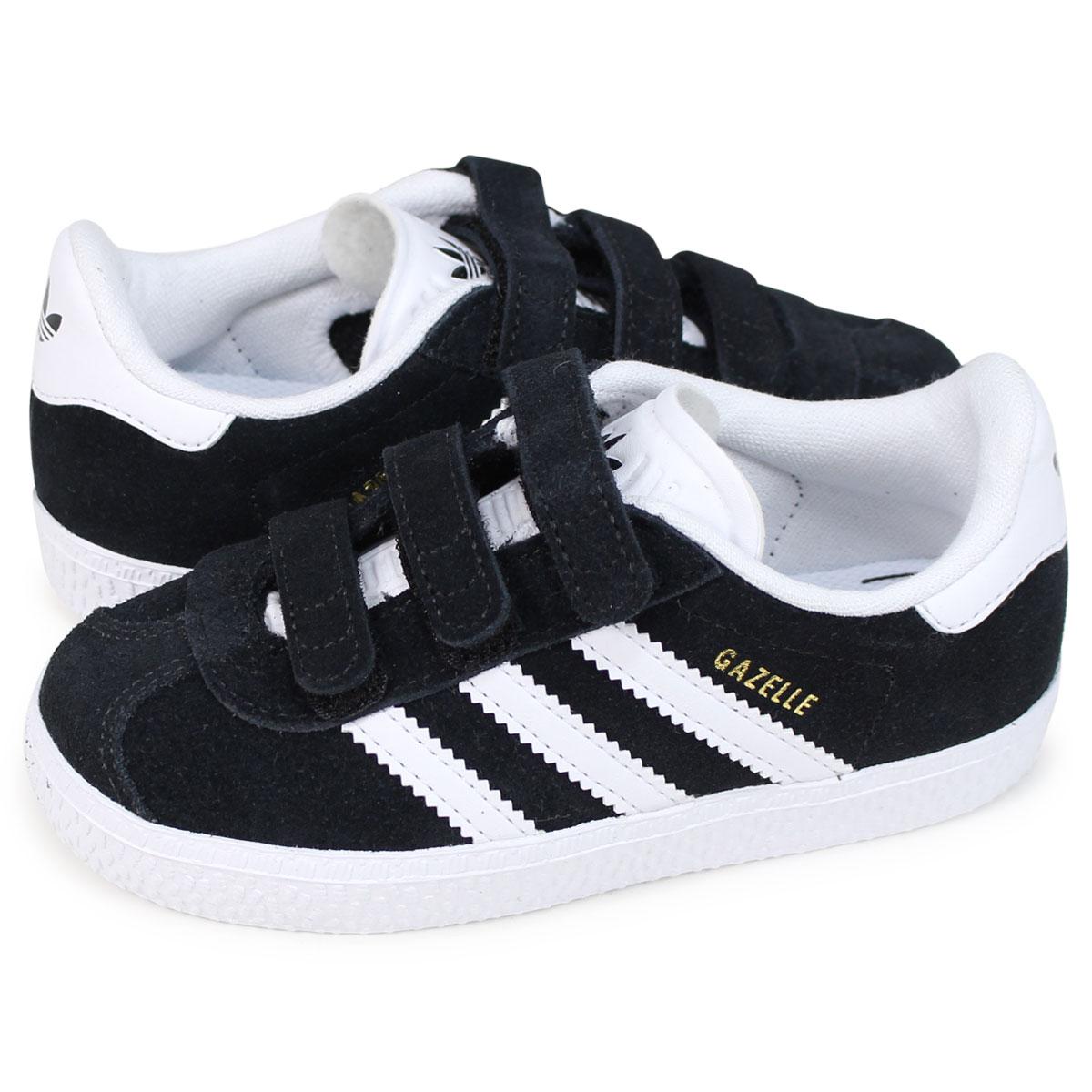 cheap for discount 81f86 5bacc adidas Originals GAZELLE CF I Adidas originals gazelle sneakers baby gut  label black black CG3139  1 25 Shinnyu load   191