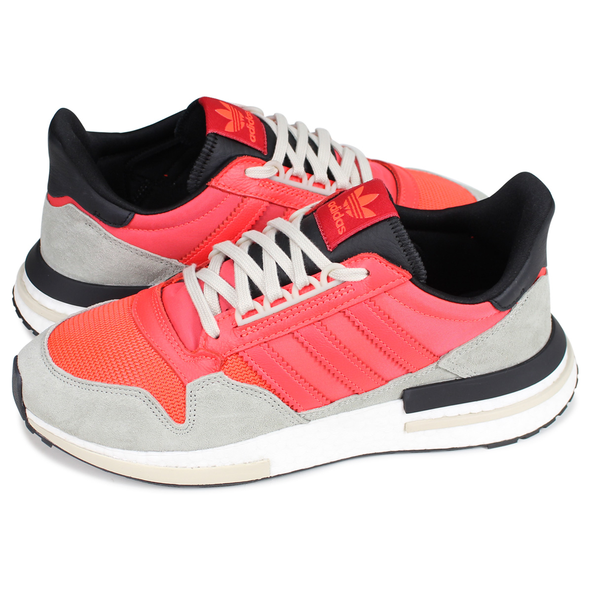 factory price buying now cost charm adidas Originals ZX 500 RM Adidas originals sneakers men orange DB2739 [195]