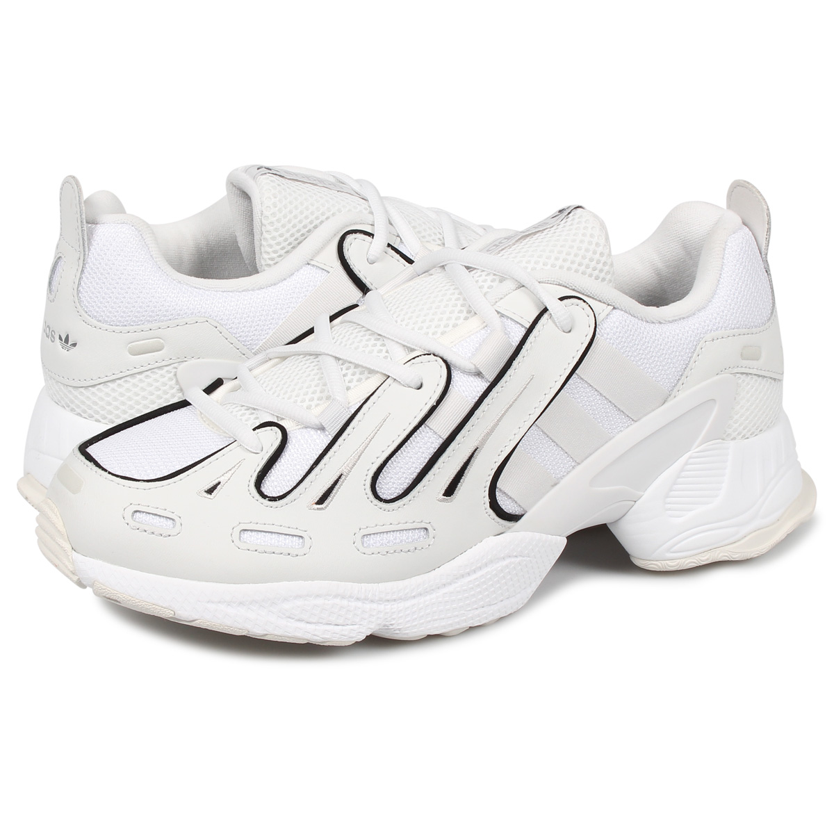 adidas Originals EQT GAZELLE アディダス オリジナルス ガゼル スニーカー メンズ ガッツレー ホワイト 白 EE7744