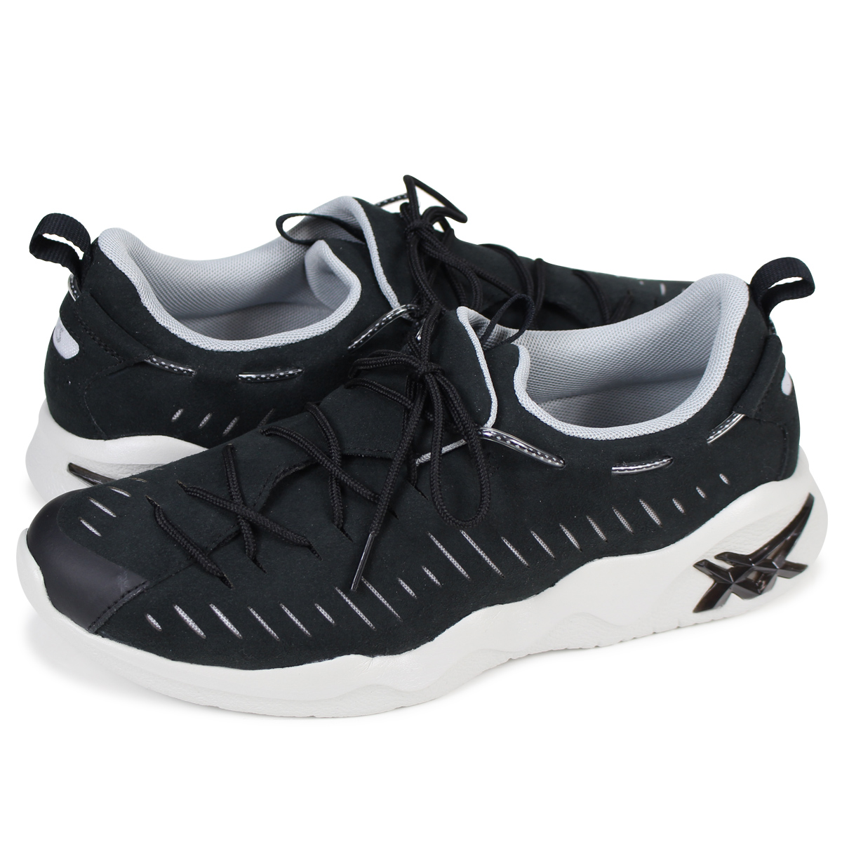 10d5ff5cfcac asics Tiger GEL-MAI RB ASICS tiger gel Mai sneakers H802N-9090 men black   2 17 Shinnyu load   182