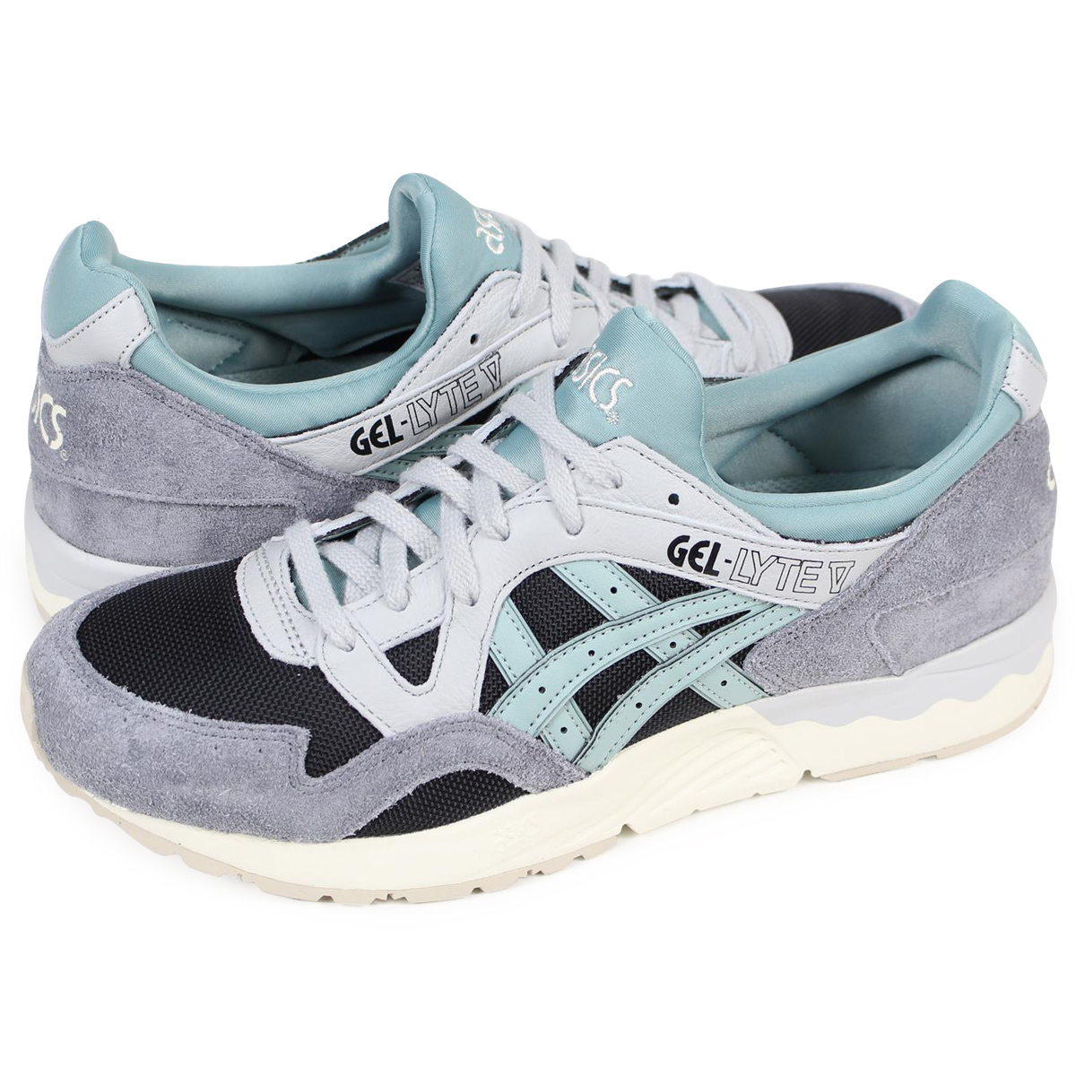 cheap for discount 6d553 5c862 asics Tiger GEL-LYTE V ASICS tiger gel light 5 sneakers H805L-9046 men ...