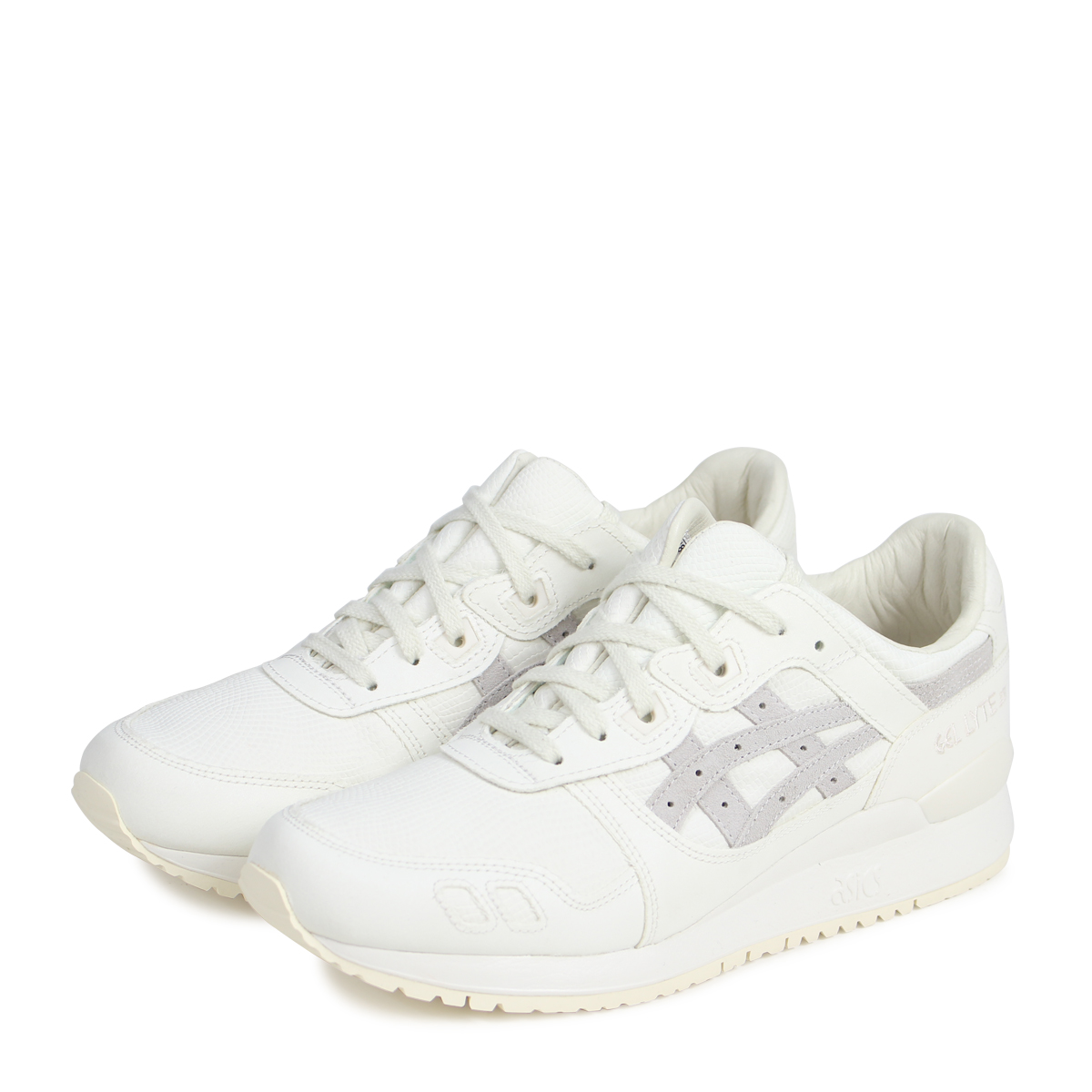 best service 420e6 a9f52 asics Tiger GEL-LYTE III ASICS tiger gel light 3 sneakers H842N-0000 men  off-white [load planned Shinnyu load in reservation product 3/20  containing] ...