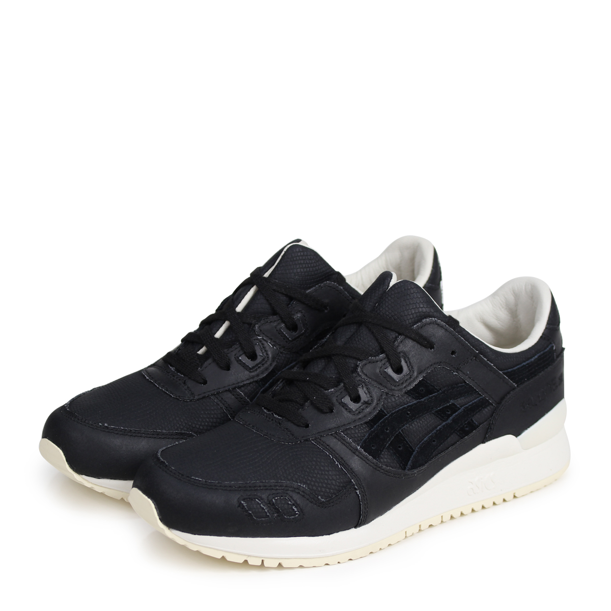 fbd535c7de96 asics Tiger GEL-LYTE III ASICS tiger gel light 3 sneakers H842N-9090 men  black  load planned Shinnyu load in reservation product 3 20 containing    183