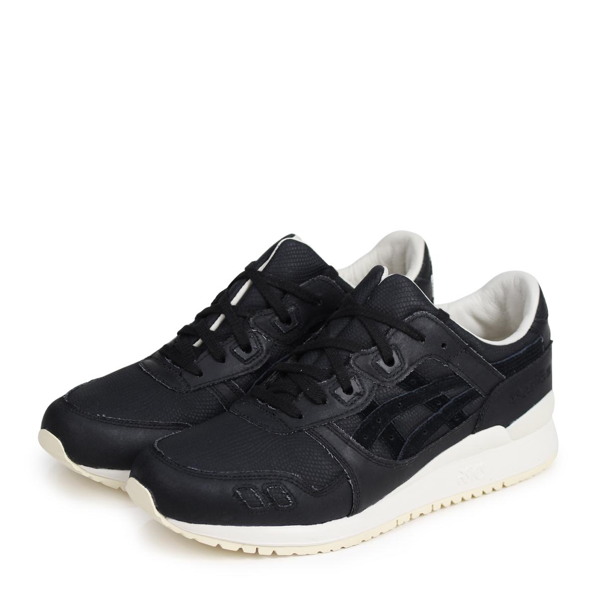 the best attitude 229fc c6aa0 asics Tiger GEL-LYTE III ASICS tiger gel light 3 sneakers H842N-9090 men  black [183]