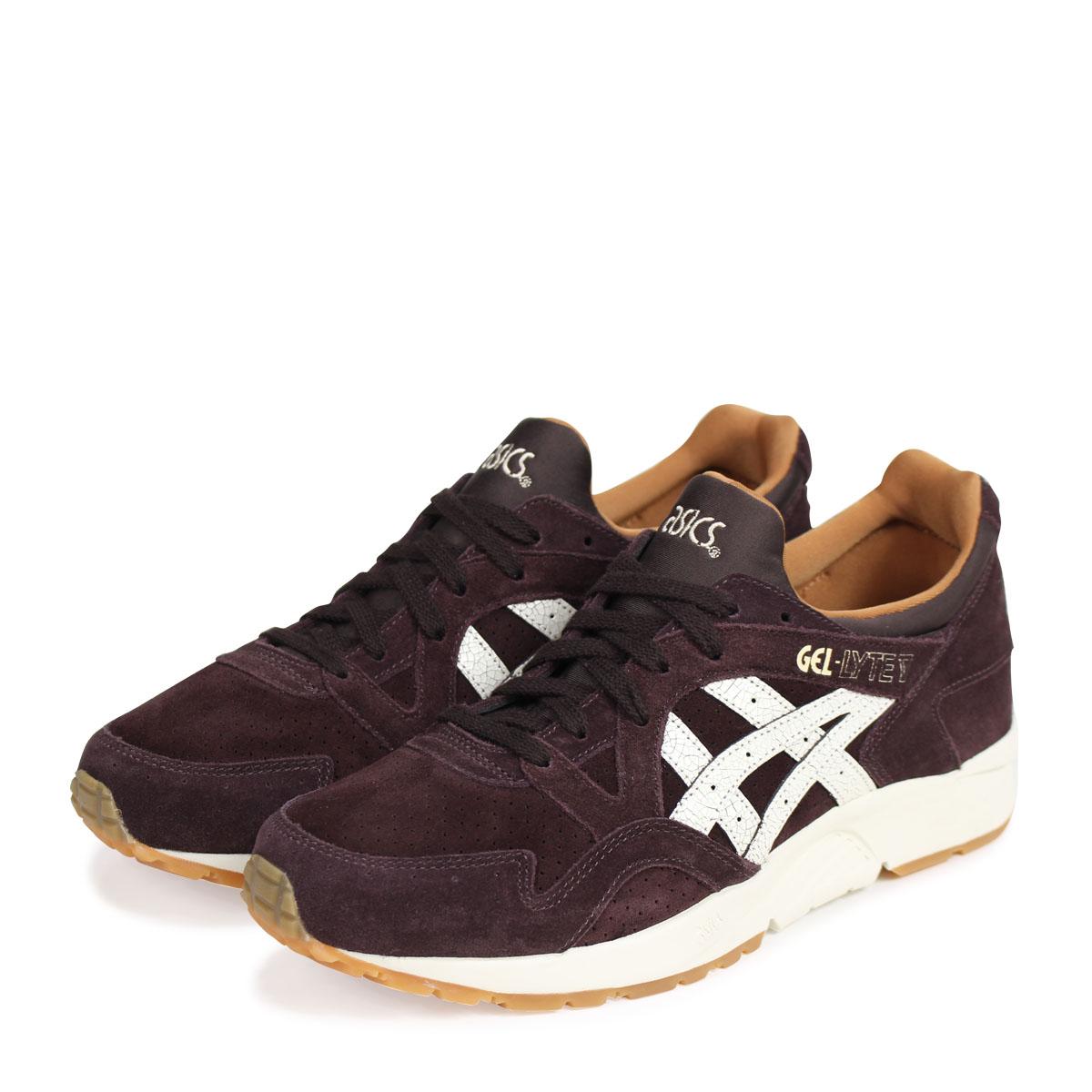 asics Tiger GEL LYTE V ASICS tiger gel light 5 sneakers H8E4L 2900 men brown [load planned Shinnyu load in reservation product 320 containing] [183]