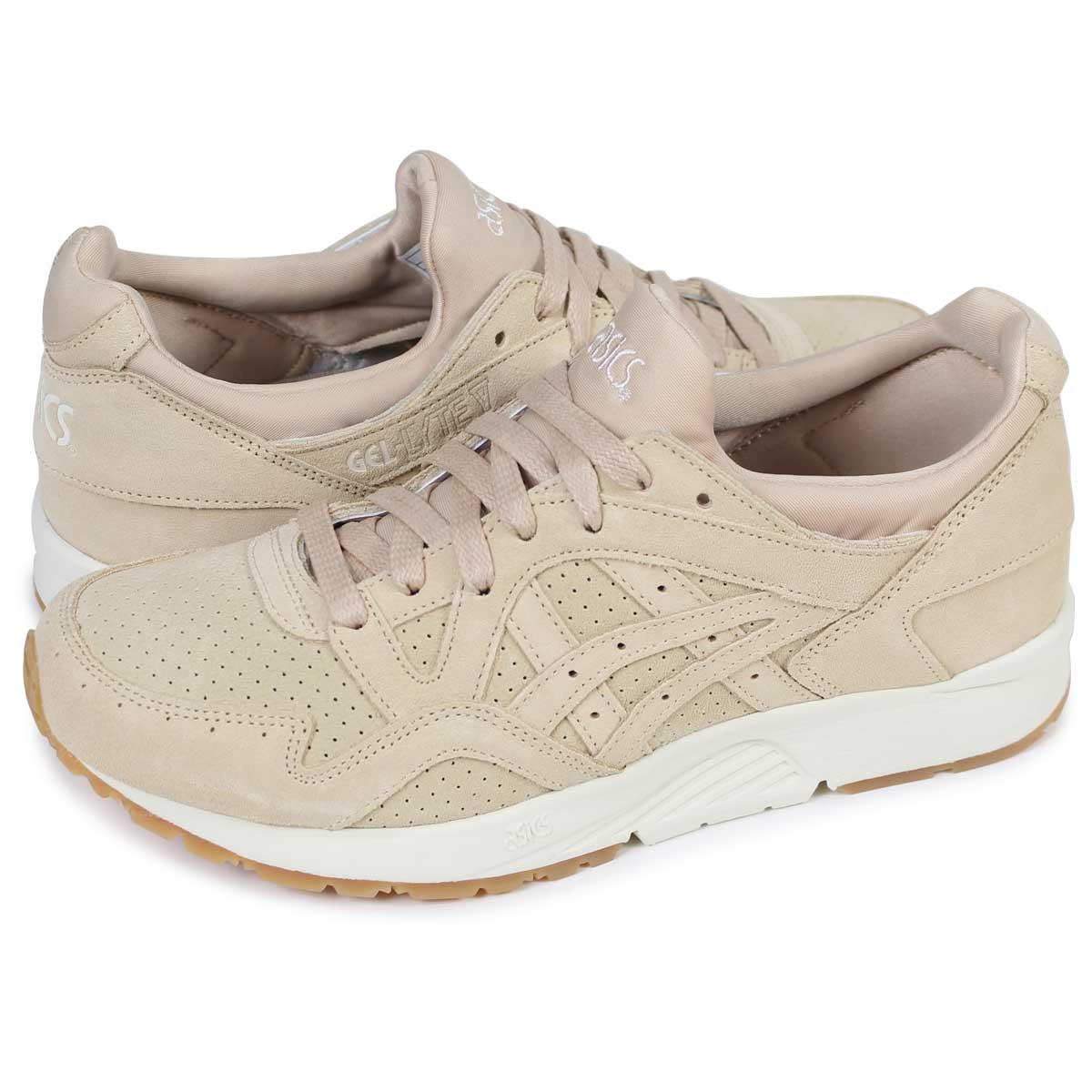best cheap fcfc0 be7bb asics Tiger GEL-LYTE V ASICS tiger gel light sneakers H8F2L-0505 men beige  [182]