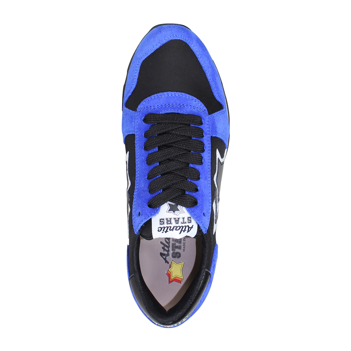 STARS 187 sneakers Stars NF Shinnyu Atlantic 713 Lady's Gemma GEMMA blue load Atlantic 10N BqwOpfdB
