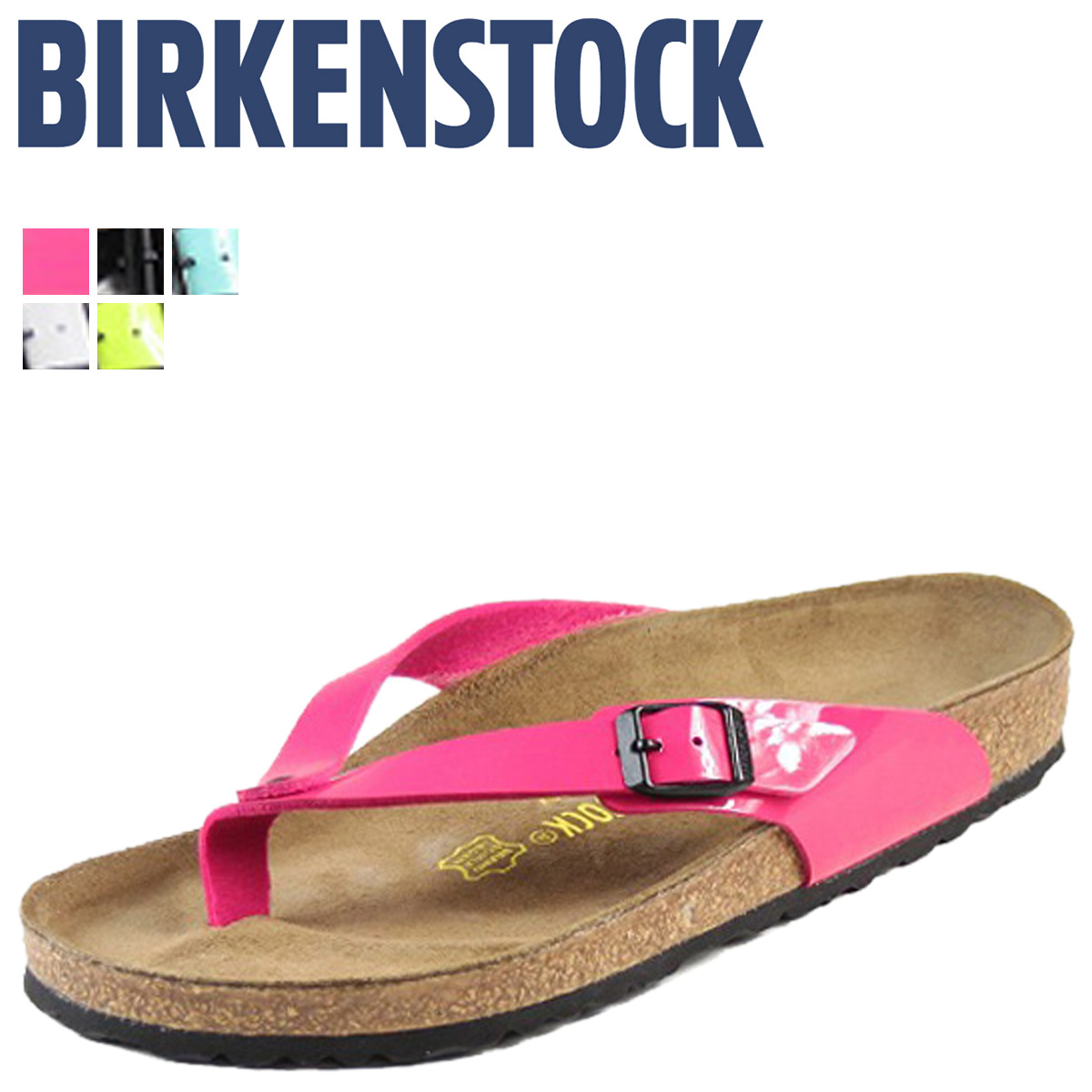 f6254dbbc8c68f Birkenstock-BIRKENSTOCK Adria ADRIA  normal width synthetic leather