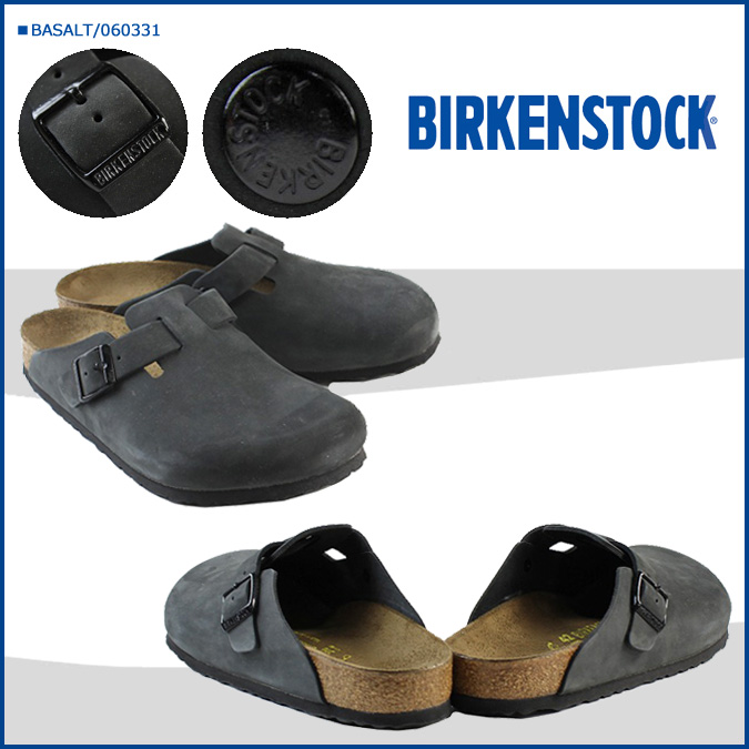 8d74733b95a8f ALLSPORTS: Birkenstock BIRKENSTOCK Boston BOSTON dark brown mens ...