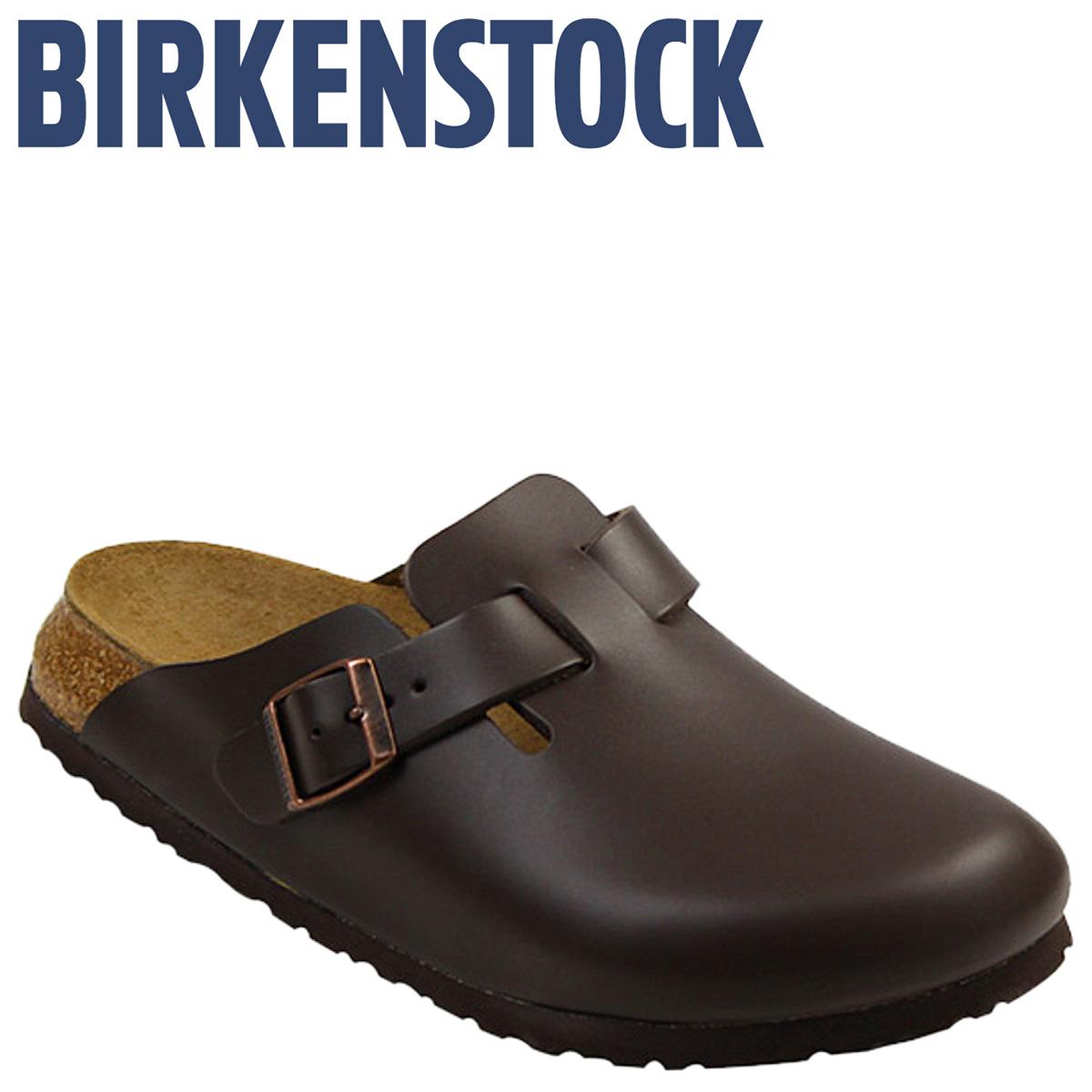 Archnormal Sandalsregular Boston High Leather ArchDark Brown Width Men's Birkenstock hdtQrBosxC