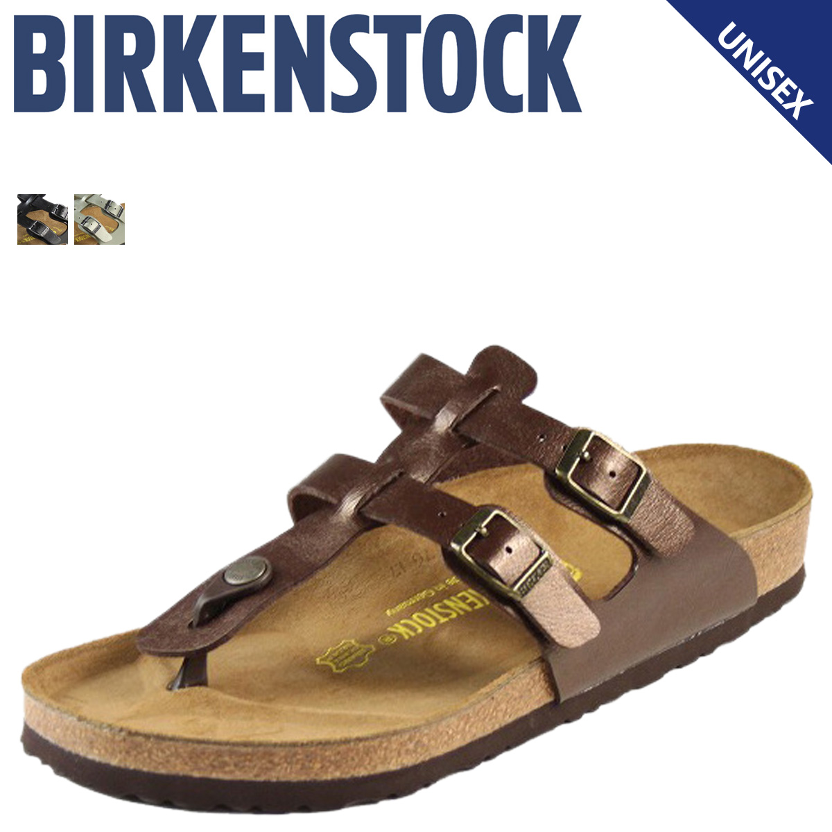 a3160800ccaf2 Birkenstock-BIRKENSTOCK Sparta SPARTA [normal width synthetic leather, 3  color Womens mens unisex ...