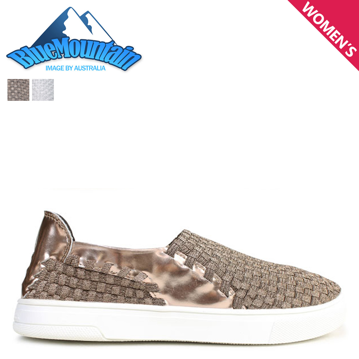 9f69e5c65a ALLSPORTS  BLUE MOUNTAIN Blue Mountain sneakers Lady s slip-ons ...