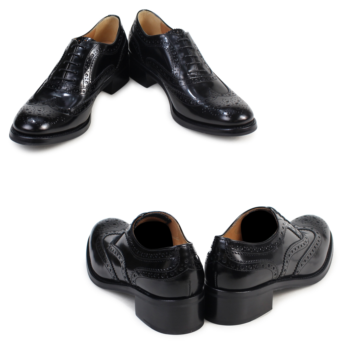 ALLSPORTS: Churchs Shoes Lady's Church Catherine Shoes