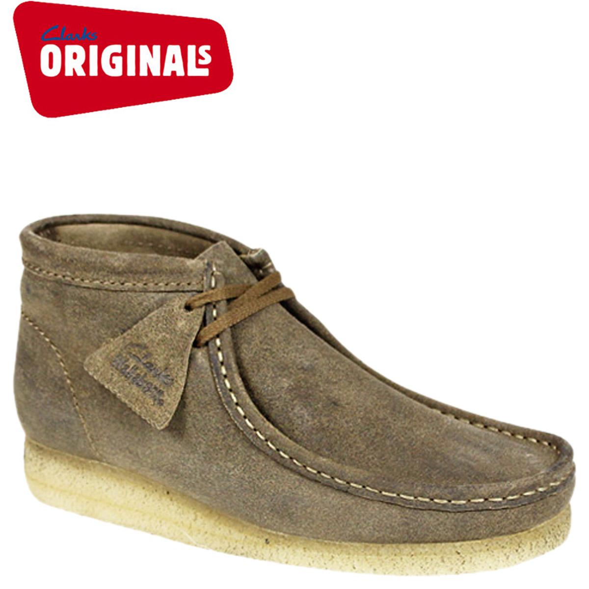 1e61f7e4e0d0 ALLSPORTS  Point 2 x Clarks originals Clarks ORIGINALS Wallaby boots ...
