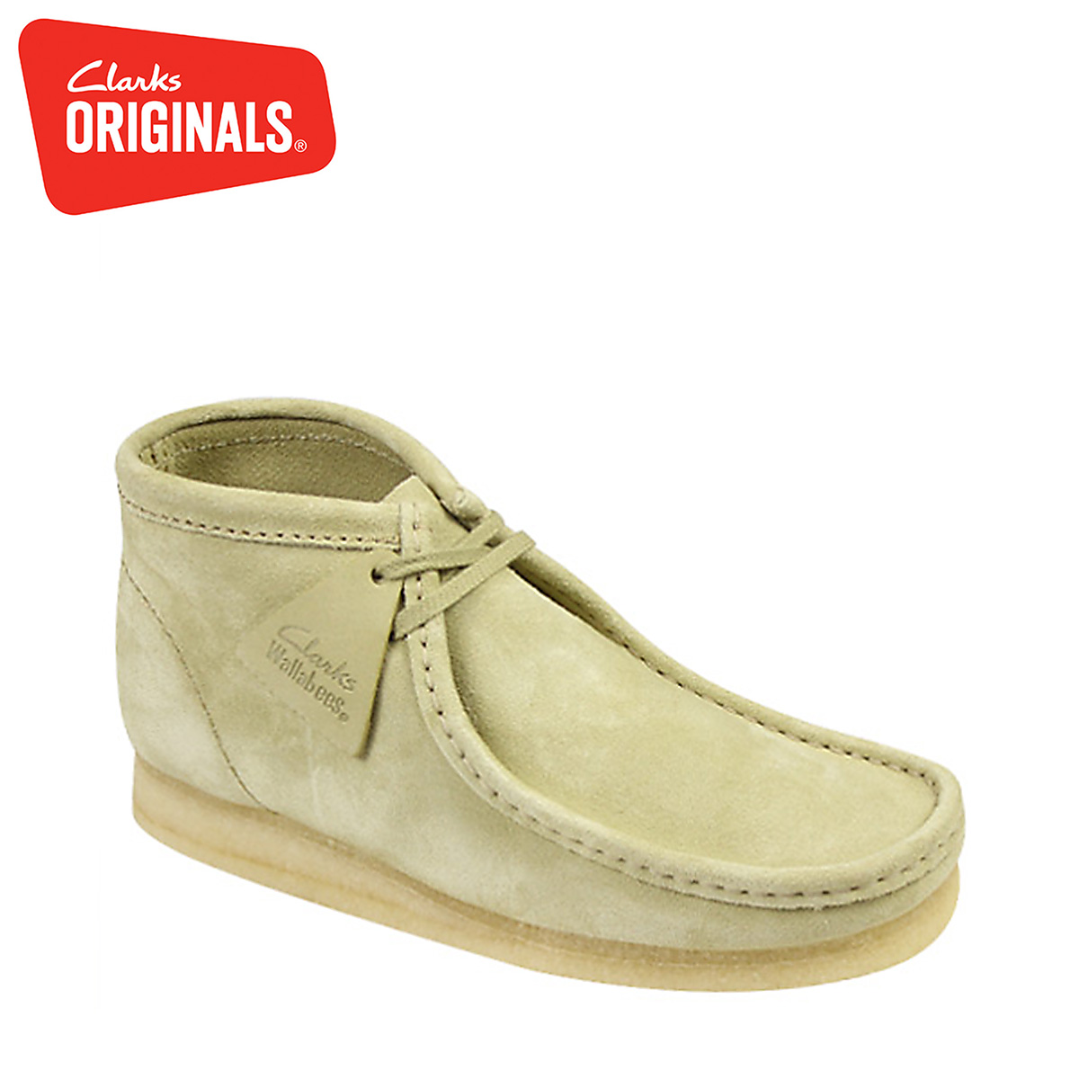 Clarks ORIGINALS WALLABEE BOOT wallaby boots men zouk Lark's originals M Wise 26103811 [1711]