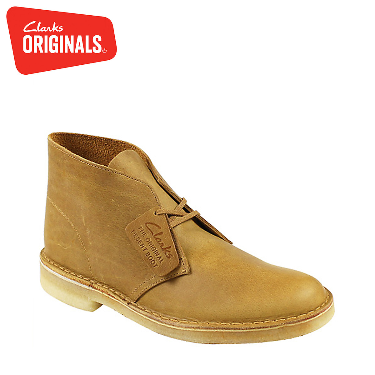 great deals 2017 shop for original discount sale Clarks ORIGINALS kulaki originals desert boots DESERT BOOT M Wise 26108405  men
