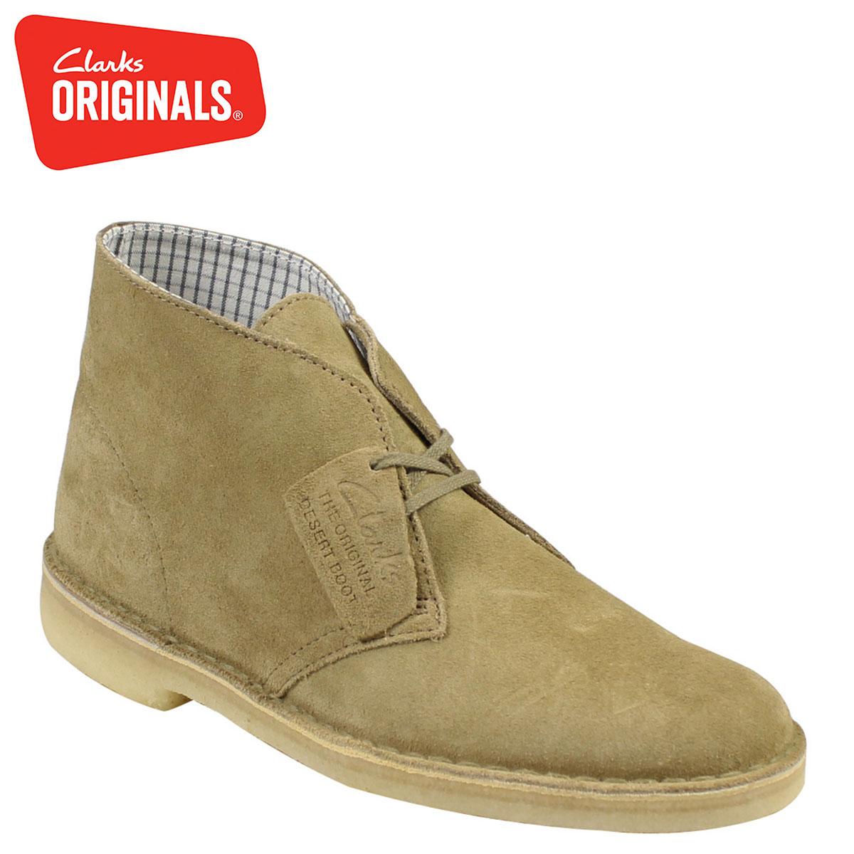 Clarks Originals Desert Boots Men/'s Oakwood Suede 26110058