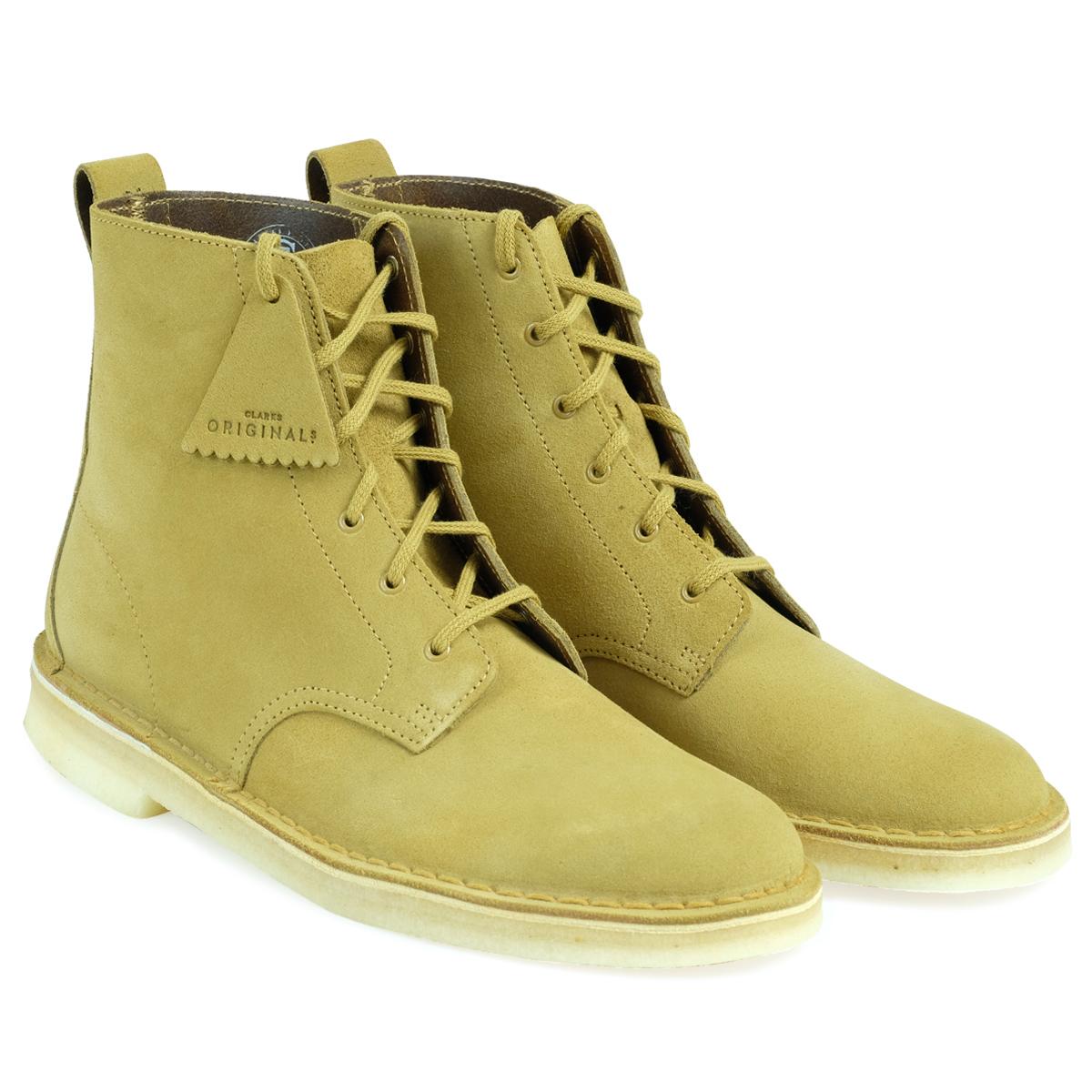 d221caa42be Clarks DESERT MALI kulaki dessert Mali boots men 26128271 shoes brown [1711]