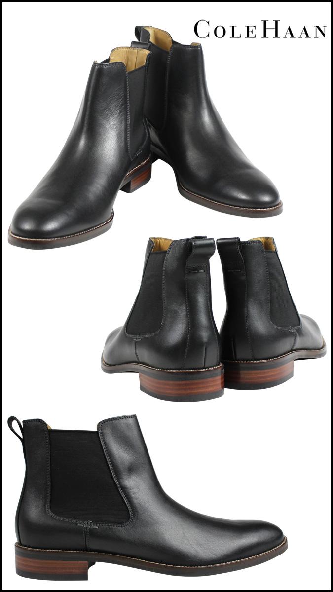 Cole Haan Cole Haan Lenox Hill Chelsea boots LENOX HILL CHELSEA M wise men's side Gore waterproof C13106-leather [1 / 20 new in stock] [regular] ★ ★