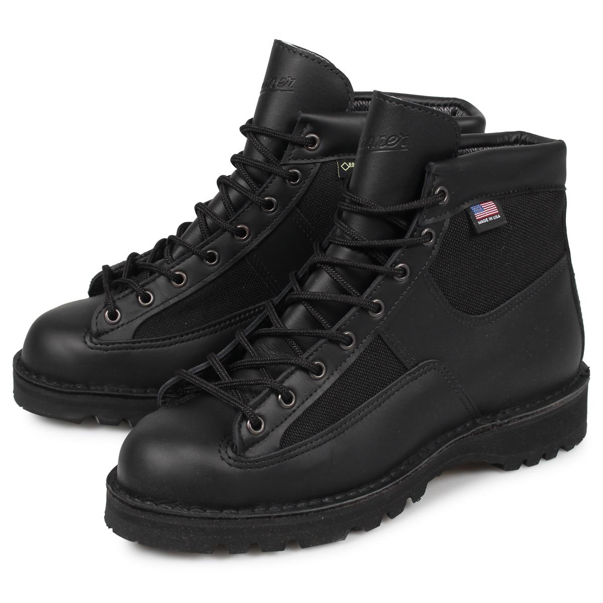 Danner PATROL 6 ダナー パトロール 6 ブーツ メンズ MADE IN USA EEワイズ ブラック 黒 25200