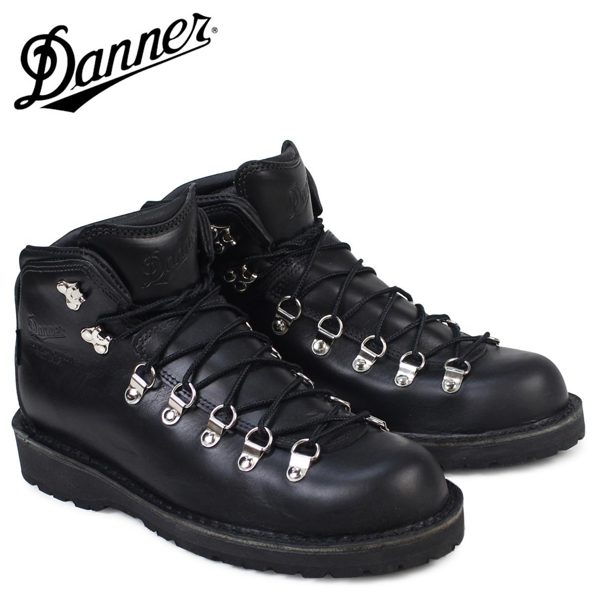 Danner MOUNTAIN PASS ダナー ブーツ 33275 MADE IN USA メンズ ブラック